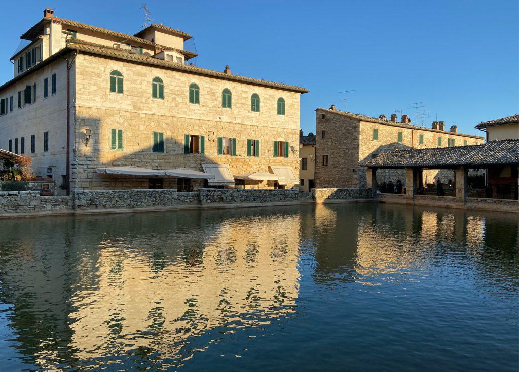 Historische Therme Bagno Vignoni