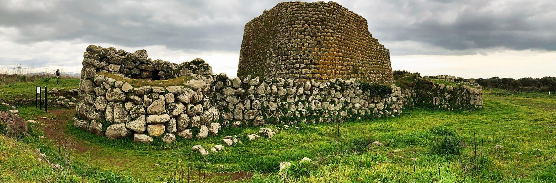 Nuraghe Losa auf Sardinien