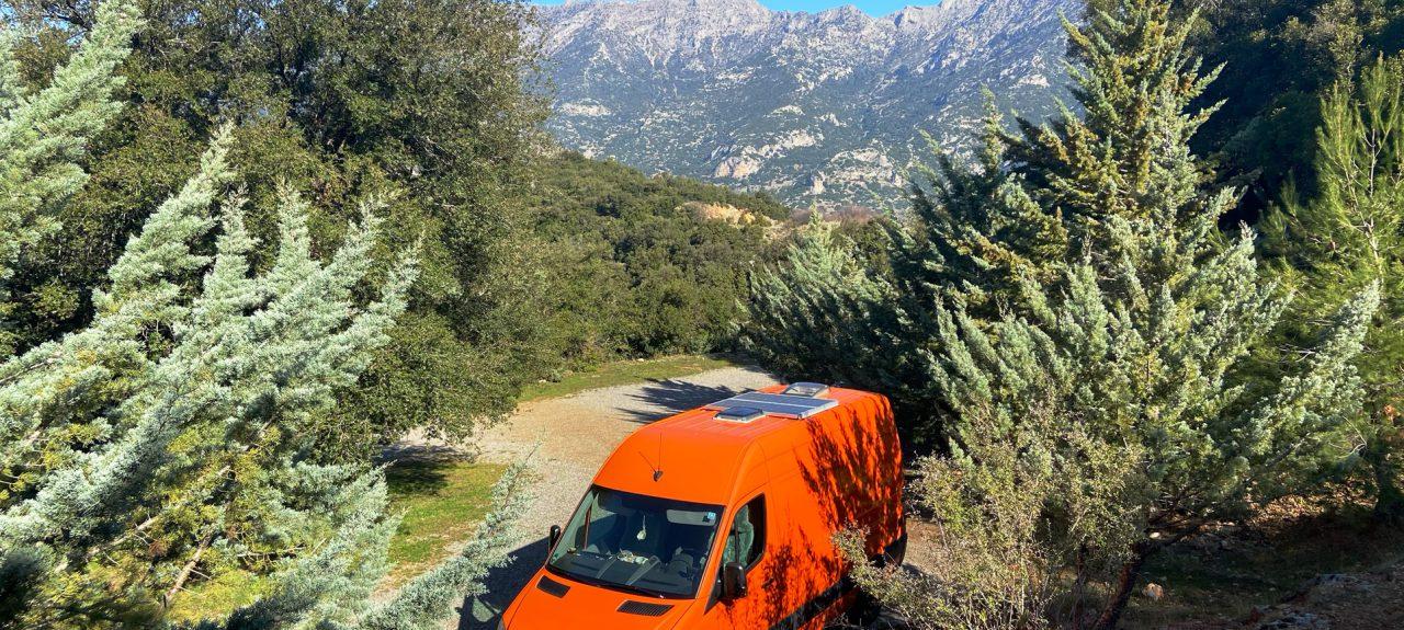 Flucht vor Corona in die Berge