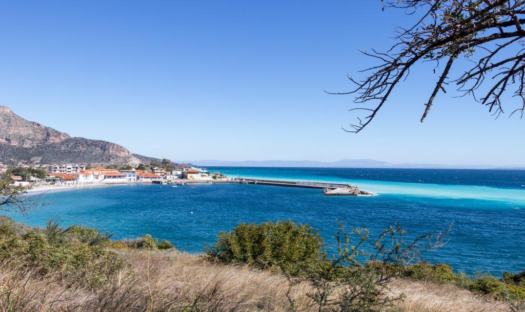 Bucht von Leonidi