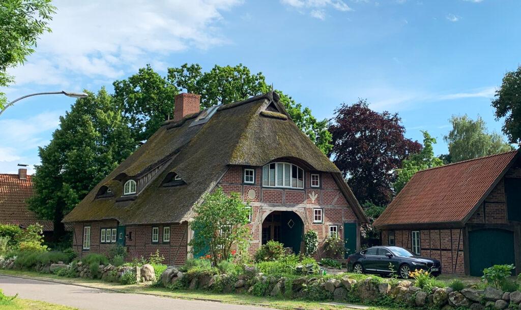 Altes Bauernhaus in Behlendorf