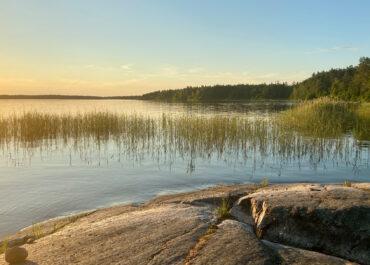 Midsommar in Mittelschweden